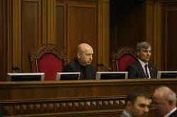 Верховная Рада подготовила заявление по крымскому референдуму