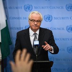 Совбез ООН только мешает расследовать инциденты в Украине – Чуркин