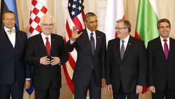 Европейское турне президента США оказалось посвященным Украине