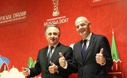 Президент ФИФА просит Мутко сняться с выборов главы РФС