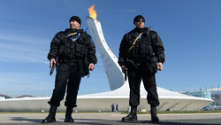 """Спецслужбы """"выступили"""" в Сочи-2014 на уровне олимпийских чемпионов"""