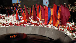 Судьба вопроса армянского народа зависит от международного сообщества