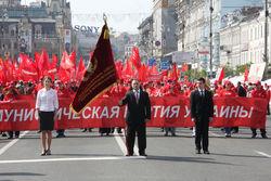 Зюгановцы готовы ехать в Киев на Первомай, но Симоненко еще не определился