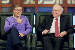 Баффет, Гейтс и Блумберг названы целями «Аль-Каиды»