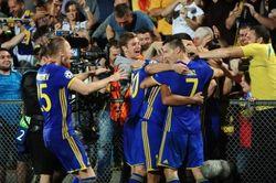 «Ростов» разгромил «Аякс» и вышел в групповой этап Лиги чемпионов
