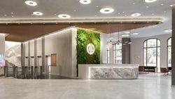 Первое в Украине «зеленое» здание войдет в строй в Киеве в следующем году