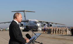 Стратегические позиции России в Сирии слишком хрупкие
