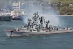 Россияне навели пушку на корабль украинских пограничников у Крыма