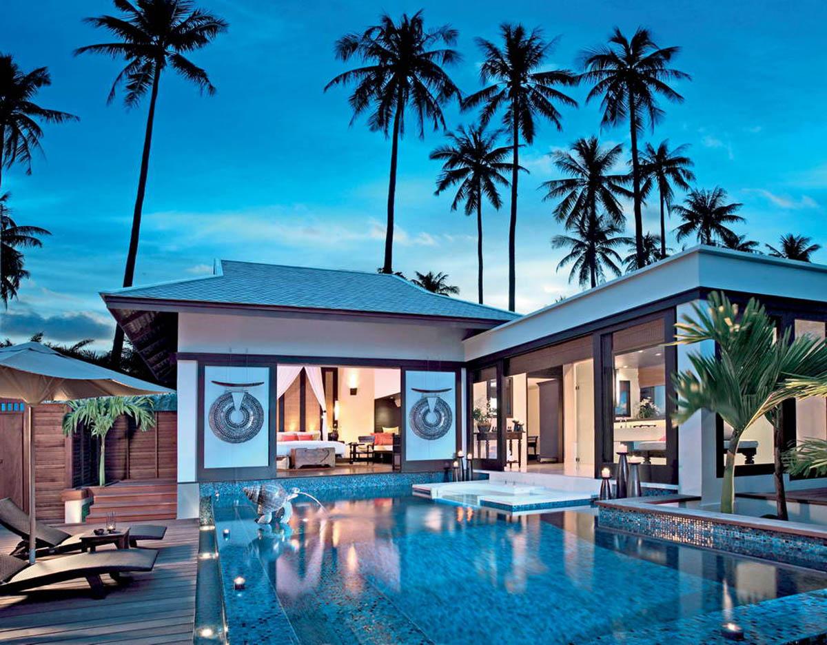 Недвижимость в тайланде остров самуи купить
