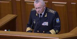 Рада не приняла отставку и.о. министра обороны Тенюха