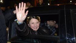 Юлия Тимошенко встретилась с заместителем госсекретаря США Уильямом Бернсом