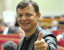 Террористы сбежали из Славянска – Ляшко