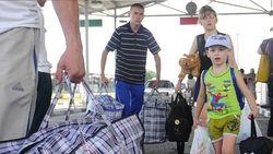 Многим украинским беженцам придется зимовать в России в бараках – СМИ
