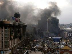 В Киеве введут комендантский час - источник в МВД Украины