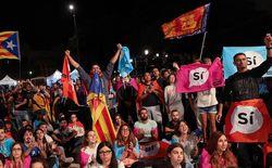 В Каталонии прошел референдум о независимости