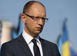 """Яценюк призвал ВР принять закон """"О милиции"""" в скором времени"""