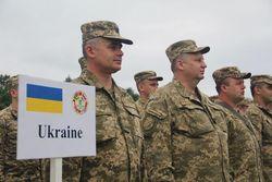 Во Львовской области стартовали военные учения Rapid Trident