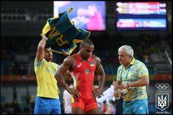 Украина и Россия скандалят из-за олимпийского золота в греко-римской борьбе