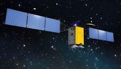 Первый украинский спутник связи Лыбидь запустят 27 апреля 2014 года