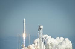 В США к МКС запущена ракета, произведенная с участием Украины
