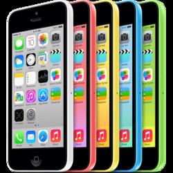 5% продаж смартфонов Apple пришлось на iPhone 5C