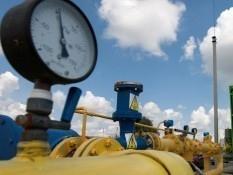 Объемы импортируемого газа в Украину в апреле сократились вдвое