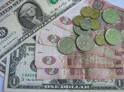 Нацбанк укрепил курс гривны к доллару  США