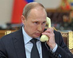 Меркель, Олланд и Путин в очередной раз обсудили ситуацию в Украине