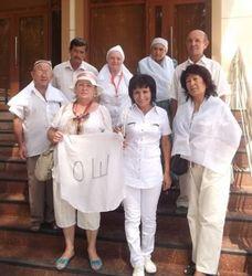В Узбекистане милиция запугивает правозащитников, заставляя их сидеть дома