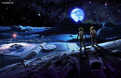 Роскосмос объявил о новых программах освоения Луны и Марса