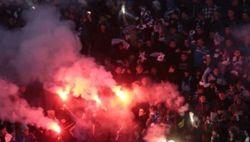 СМИ о последствиях закона против футбольных хулиганов в Украине