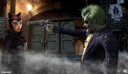 """Игра для мальчиков """"Batman: Arkham City"""" завоевала достойное место в """"Одноклассники"""""""