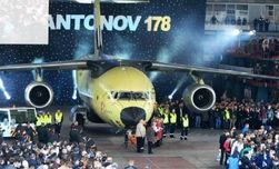 Ан-178, не успев подняться в воздух, уже получил 12 иностранных заказов
