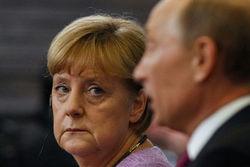 Эксперты не ждут прорыва от встречи Меркель с Путиным