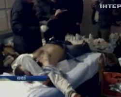 В Киеве умер протестующий, раненный на Грушевского