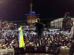 Украинские звезды отнекиваются выступать на Антимайдане под любым предлогом