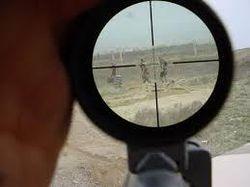 Селезнев: снайперы боевиков укрепили свои позиции у пункта пропуска «Изварино»