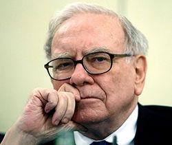 Уоррен Баффет больше всех в мире заработал в 2013 г. – 12,7 млрд. долларов