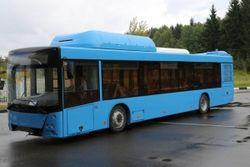 МАЗ начал производство автобусов, работающих на газе