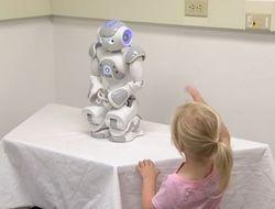 Создан робот, обучающий социальным навыкам детей-аутистов