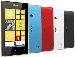 Nokia Lumia 520 – самый популярный в РФ Windows Phone-смартфон