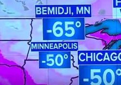 Будет очень холодно: ученые пугают ледниковым периодом с 2020 года