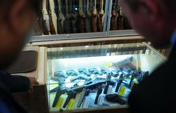 Россиянам разрешили иметь при себе огнестрельное оружие