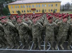 Эксперты объяснили, что дадут украинским военным иностранные инструкторы