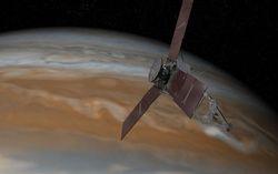 В NASA анонсировали миссию по изучению Юпитера