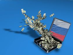 Отток капитала из России резко ускорился
