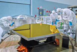 НАСА получило последние зеркала для космической обсерватории «Джеймс Уэбб»