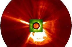 Ученые описали причины происхождения самой мощной солнечной бури
