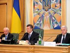 Янукович будет возглавлять заседание Совета регионов