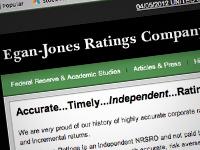 """Egan-Jones определило рейтинг Италии как """"мусорный"""""""